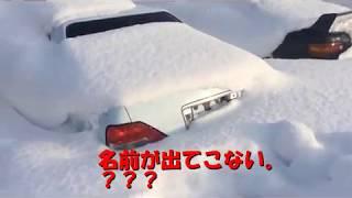 今冬の大寒波の大雪でわだしの所有する50台以上の車たちがモーグル斜面と化したんじゃ。\(◎o◎)/! thumbnail