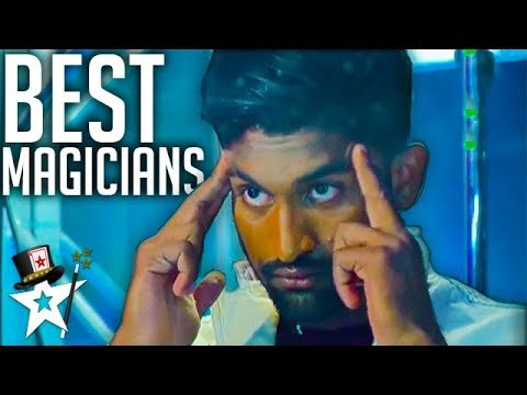 BEST Magician's EVER On Sri Lanka's Got Talent 2018 | Magicians Got Talent