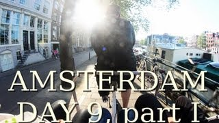 Amsterdam DAY 9 I LUSH, targ kwiatowy, penisek, riksza Thumbnail