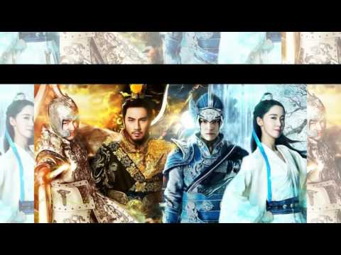 God Of War Zhao Yun 2016 武神赵子龙 YoonA And Lin Geng Xin P2 & Goodbye Mr Black Moon