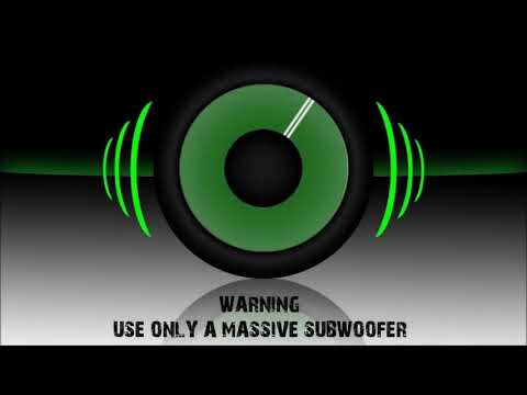 Bass extrem pentru subwoofer flo rida test