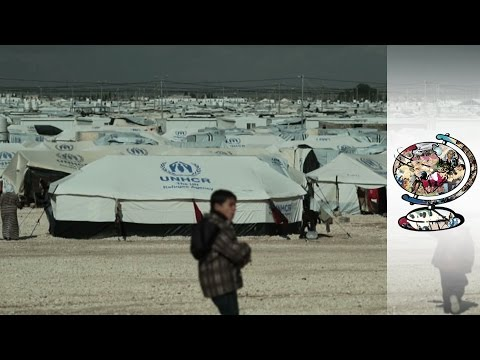 Conflict In Syria Is Causing A Crisis In Jordan (2013)