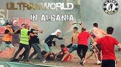 Ultras World in Albania - KF Tirana vs Partizani 29.09.2019