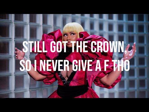 Nicki Minaj — Runnin (Lyrics - Verse)