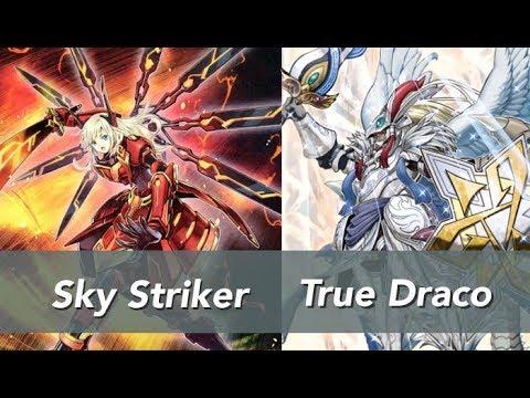 Sky Striker Vs True Draco UK National Championship Format