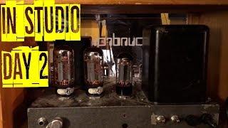 In Studio VLOG Day 2 (Longshot Records)