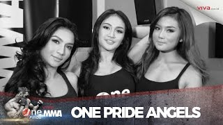Gaya Seksi One Pride Angel di Luar Oktagon