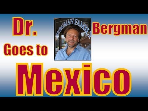 Dr Bergman goes to American Bio-Dental in Tijuana