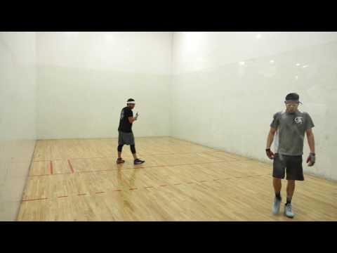 Jake Plummer Family Handball Bash & R48Pro Stop - D. Cordova vs M. Chavez