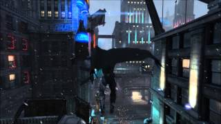 [HD] Batman: Arkham Origins Free Roam Gameplay PC (1080p)