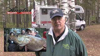 Classic episode #14, 2007.explore russia and experience a russian pike fishing tournament with gary loomis. then, fish red hot topwater bass bite bill...