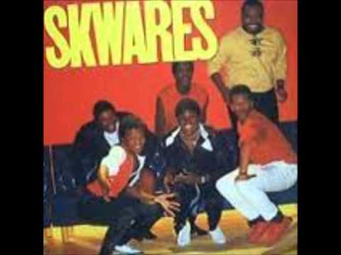 SKWARES   Step By Step   COTILLION RECORDS   1984