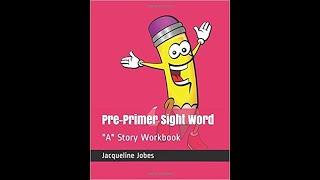 Pre Primer Sight Word Story Workbooks 1