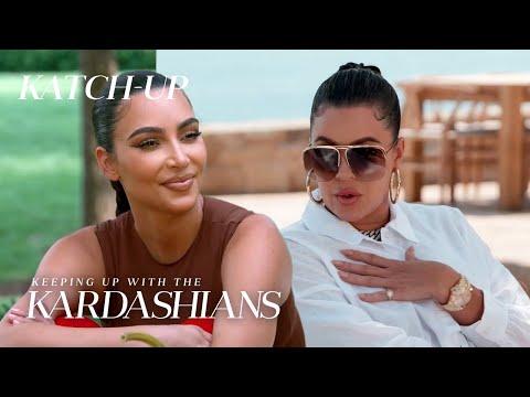 Kardashian Family Fights Off Negativity: