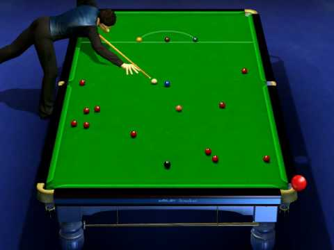 Download WSC Real 2009 - World Snooker Championship - Break 147 [part1]