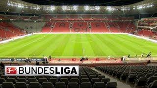 My Stadium: Bay Arena – Bayer Leverkusen