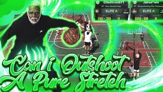 Can I Out Shoot a PureStretch Challenge NBA 2K19 Best Build Best Jumpshot