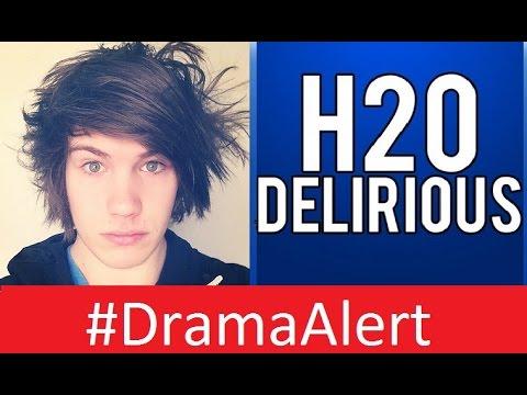 H20 Delirious vs Maxmoefoe #DramaAlert Zoie Burgher Hits A New Low! - Dear KSI!