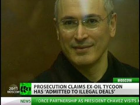 Former oil tycoon 'admits fraud', may get lighter sentence