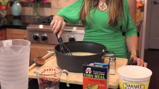 How To Fix Polenta : Dietitian In The Kitchen