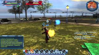 DC Universe Online ps4 gameplay ita parte 4#i mutanti