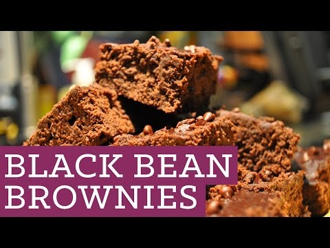 Black Bean Brownies | Gluten Free Recipe - Mind Over Munch
