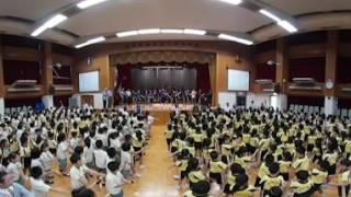 20160928 慈幼葉漢千禧小學 三位神父探訪