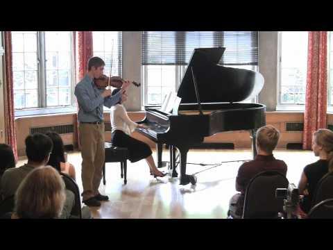 Nate Barnett Plays Fritz Kreisler, Preludium and A...