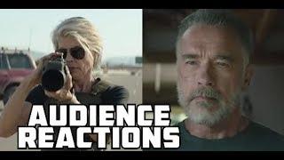 TERMINATOR: DARK FATE {SPOILERS}: Audience Reactions | October 29, 2019