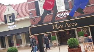 Touring the Shopping Area at Roermond@Netherlands Part 2