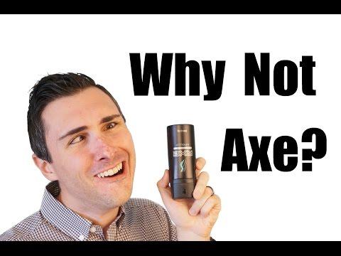 Why Not Wear Axe Bodyspray?  (Basics #2)
