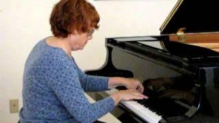 Susan Lawson plays Debussy Reflets dans l