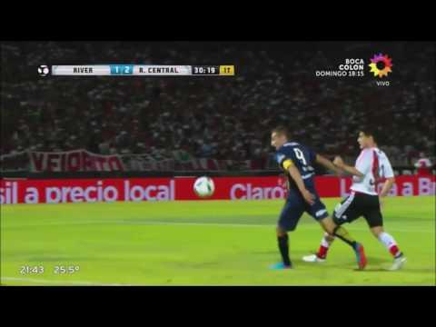 River 4 Vs Rosario Central 3 - Los Goles!!!! Final!!! Copa Argentina 2016