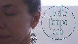Lizette Pompa Yoga at Hot Yoga Uppsala and Yogateket