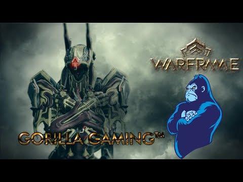 [Warframe] 🦍Gorilla Gaming™|👤🎄Warframe: Tennobaum🎄👤 | 🦍