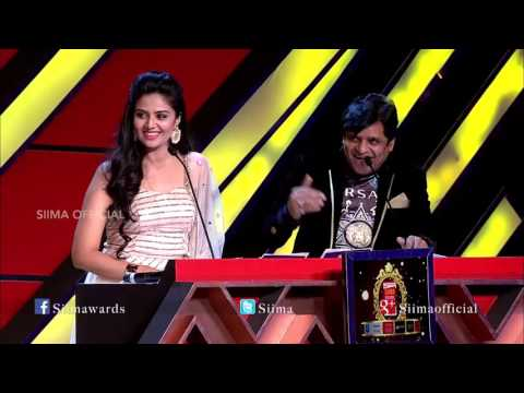 Micromax Siima 2015 | Hungama Best Music Director Telugu | Anup Rubens | Manam