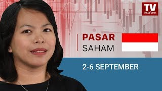 InstaForex tv news: Pasar Saham: Update mingguan (September 2 - 6)