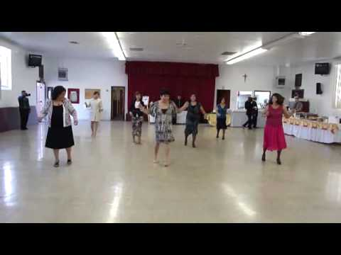 The Divas Dance Group( 50th Wedding Anniversary) R...