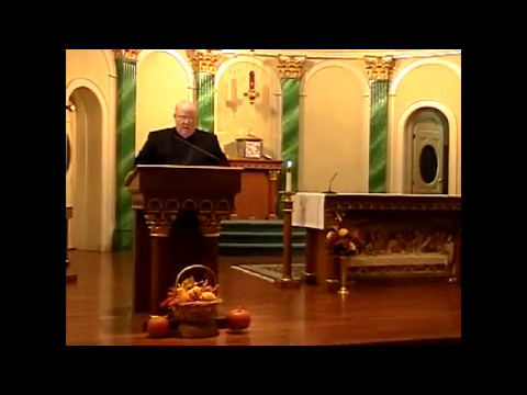 Ecumenical Thanksgiving Service  11-21-06