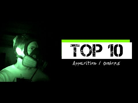[N°1 ] TOP 10 GHOST ADVENTURES | APPARITIONS/SHADOWS
