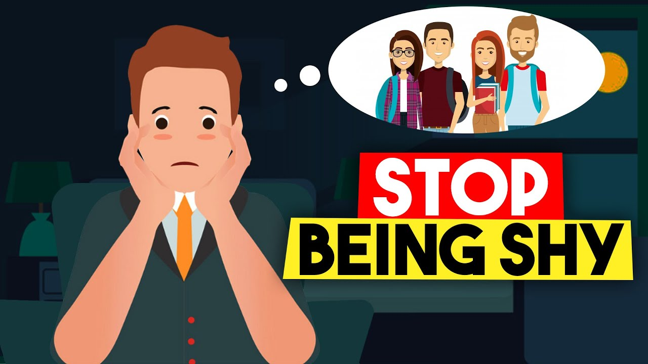 How to Stop Being Shy: 10 Effective Tips