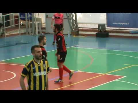 Sorrento Futsal vs Real San Giuseppe C5