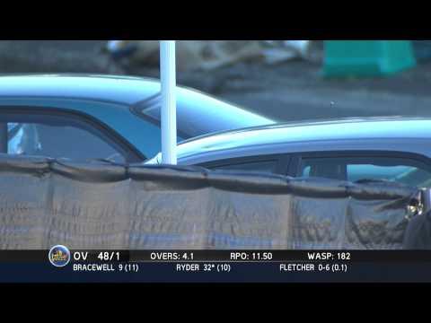 Jesse Ryder Six Dents Commentator's Car