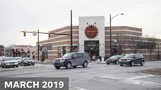 Ferndale, Michigan: Then and now