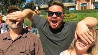 SURPRISING THE PARENTS! (10.6.14 - Day 619)