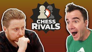 Chess Rivals: Another Danny Rensch vs Ginger GM Battle!