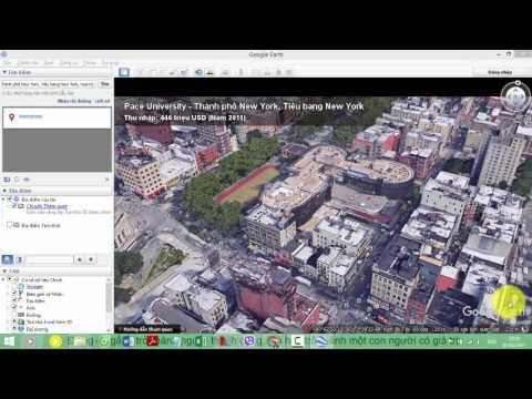Hướng Dẫn Tải Và Sử Dụng Google Earth
