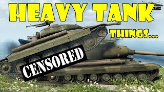 World of Tanks - Funny Moments | HEAVY TANK RNG!