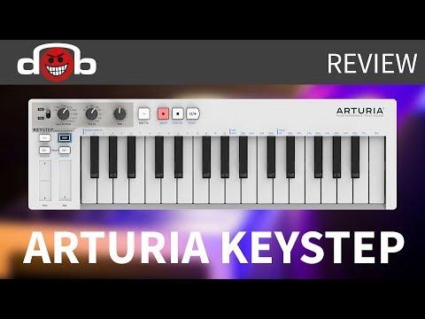 Arturia Keystep Review