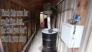 Diy Dust Collector - Part 2 With Testing